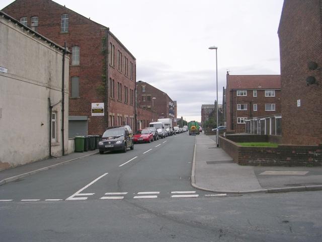 Hull Street - Ackroyd Street