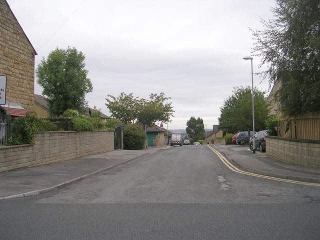 Hardy Street - Marshall Street