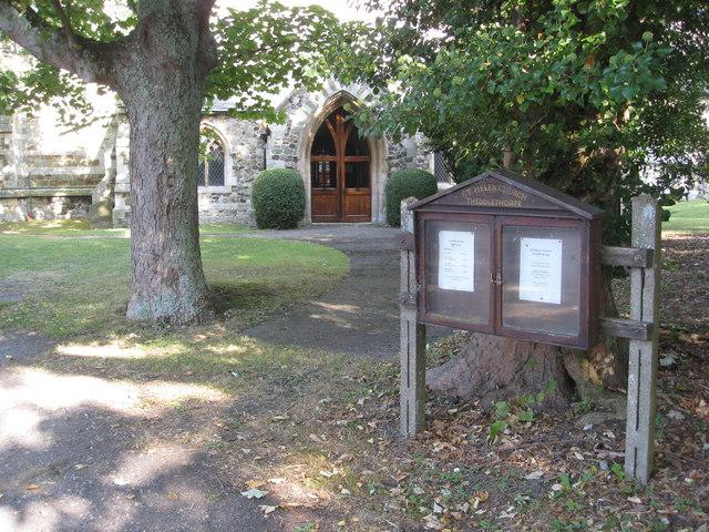 St.Helen Church - Theddlethorpe