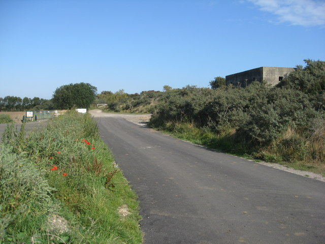 Theddlethorpe - Crook Bank Car Park