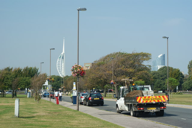 Duisburg Way, Southsea, Hampshire