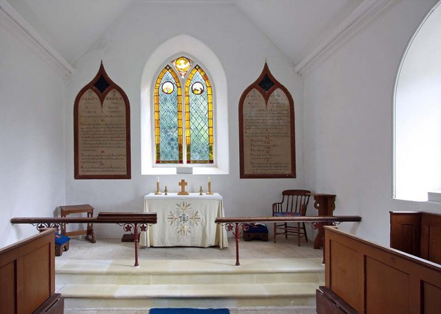 St Mary, Sisland, Norfolk - Sanctuary