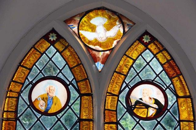 St Mary, Sisland, Norfolk - Window