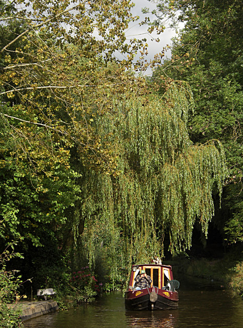 Monmouthshire & Brecon Canal near Govilon