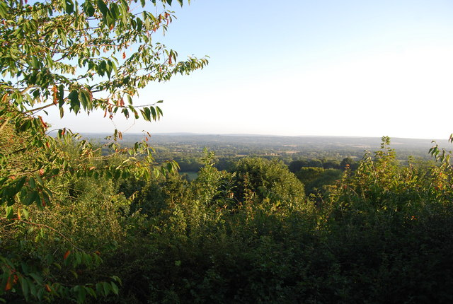 Viewing spot, Toy's Hill