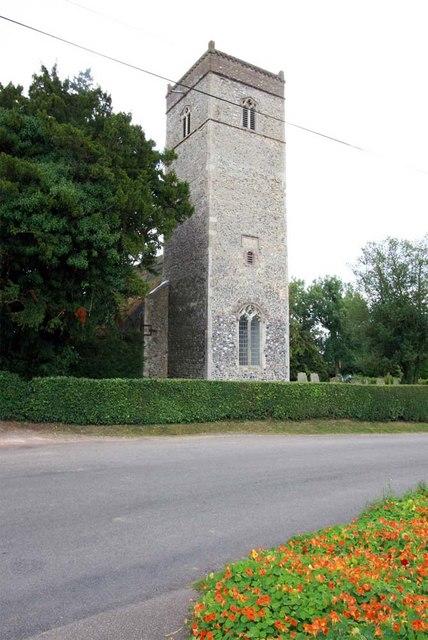 St Mary, Thwaite St Mary, Norfolk
