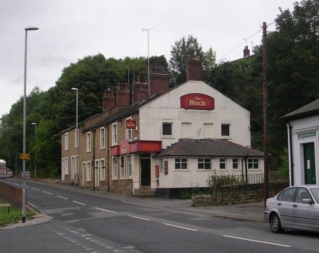 The Rock - Albert Road