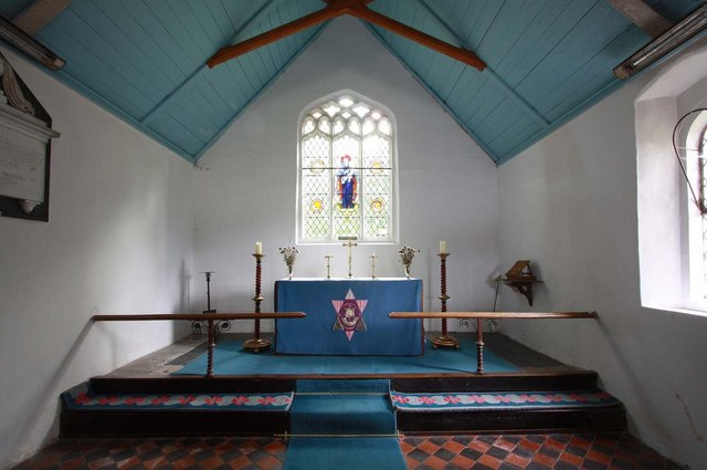 St Mary, Thwaite St Mary, Norfolk - Sanctuary