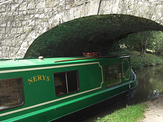 Pwllyrhwyaid Bridge (No. 82)