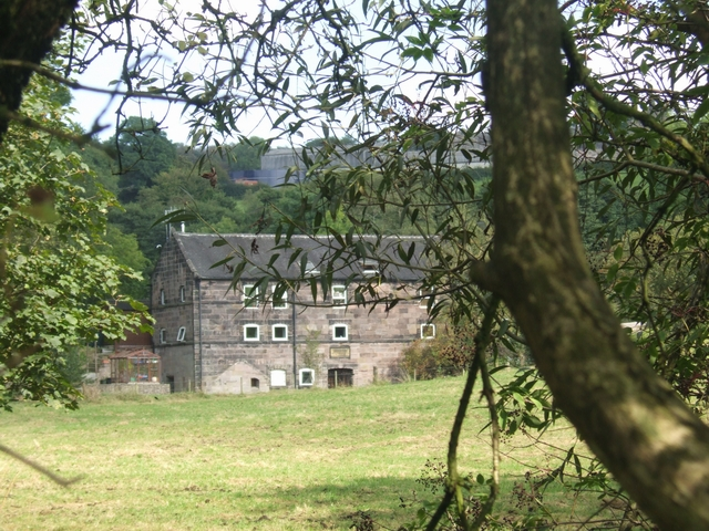 Knypersley Mill