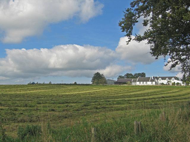 Silage, Hareshaw Farm