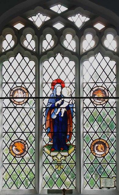 St Mary, Thwaite St Mary, Norfolk - Window