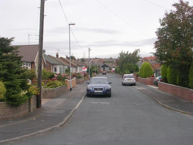 Croft House Lane - New Bank Street