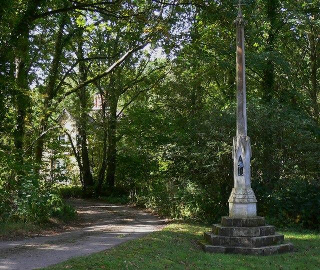 War memorial for the parish of Lynch