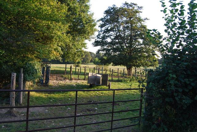 Farm Machinery, Puddledock Lane