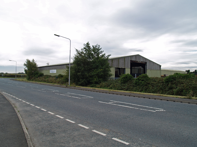 James E Smith (Timber) Ltd. Storage Facility