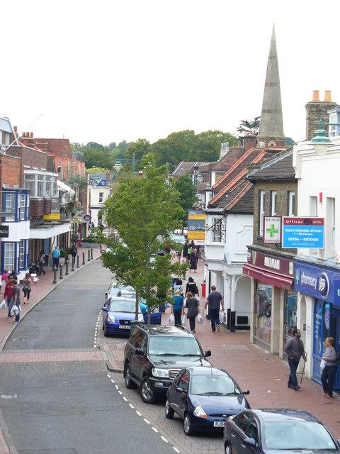 High Street, Egham