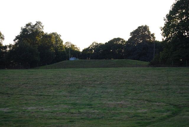 Covered Reservoir, Puddledock Lane