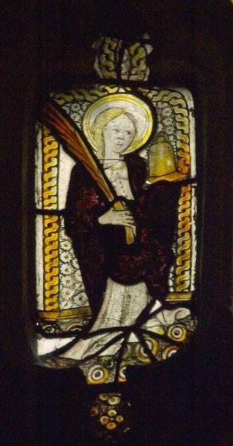 Stained glass, Norton Sub Hamdon