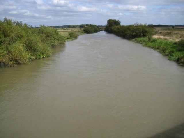 River Arun from Greatham Bridge