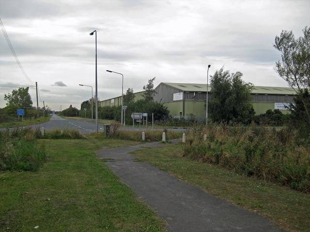Marsh Lane, New Holland
