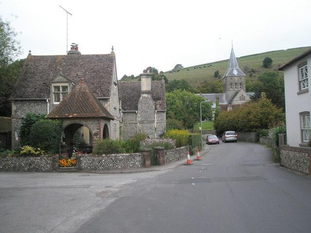 A splendid house in Church Street