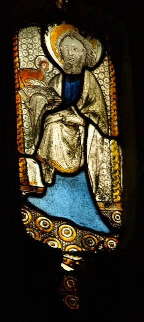 Stained glass, Norton Sub Hamdon