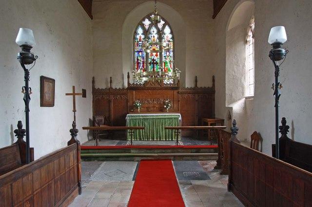 St Margaret & St Remigius, Seething, Norfolk - Chancel