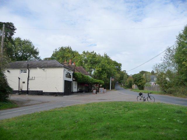 Crown Inn at Stoney Lane and Crown lane Junction