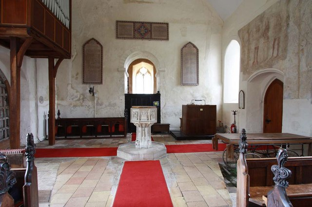 St Margaret & St Remigius, Seething, Norfolk - West end