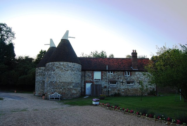 The Old Oast house, Chartwell Farm
