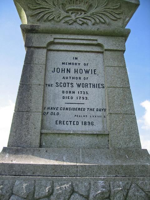 Lochgoin Monument