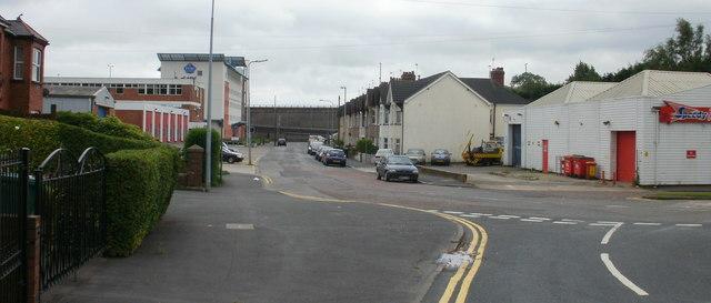 (Old) Malpas Road, Newport