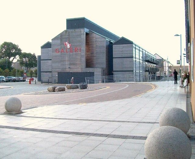 Galeri Theatre, Doc Victoria