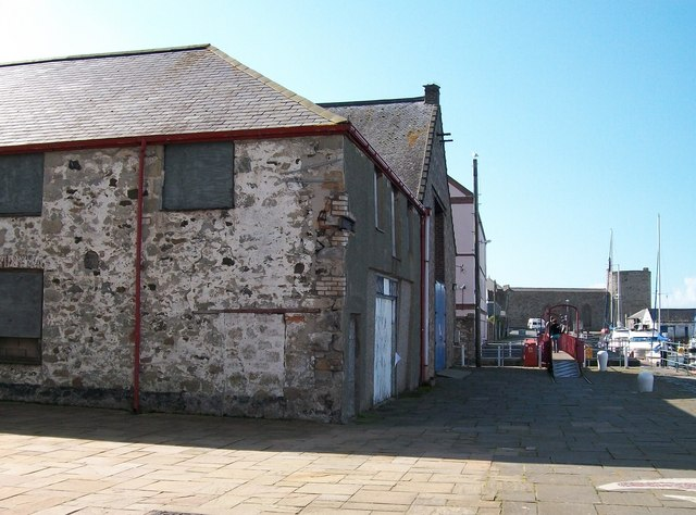 Old Warehouses, Doc Victoria