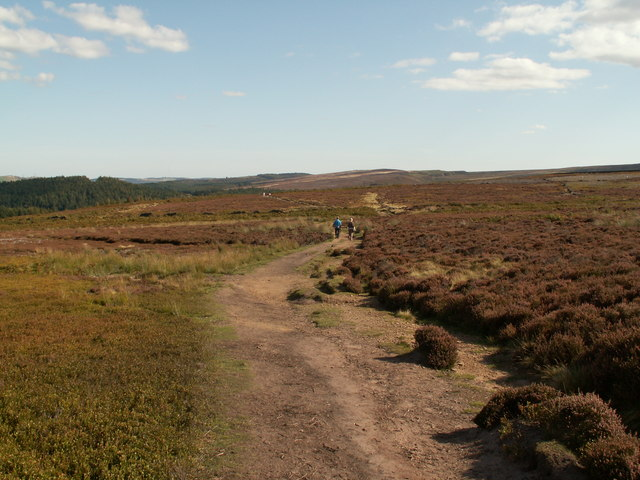 The bridleway to North America