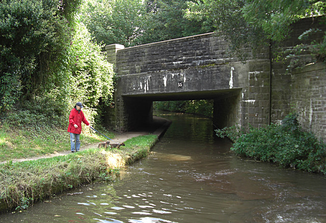 Jockey Bridge (No. 55), Pontypool
