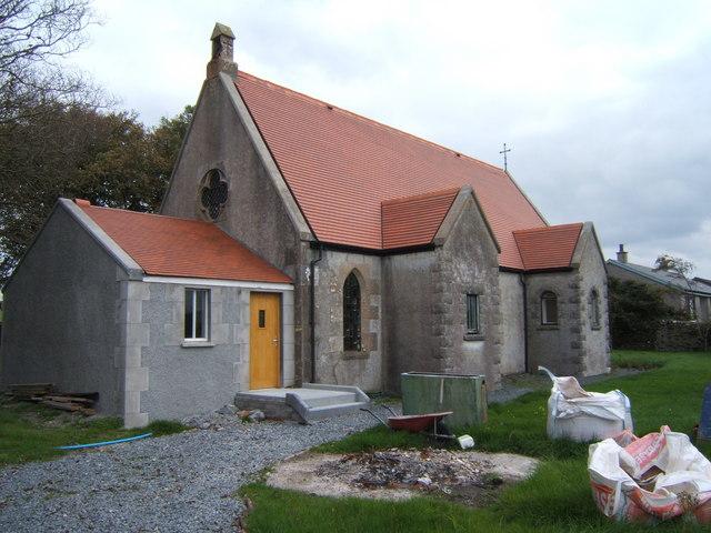 St Columba's Church, Bridgend