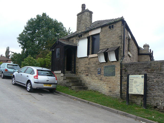 Marple Toll House