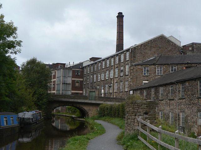 Brunswick Mill, Newtown