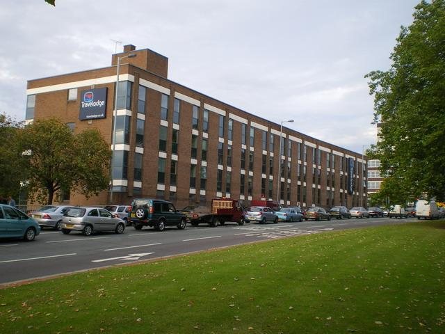 Travelodge, Wolverhampton