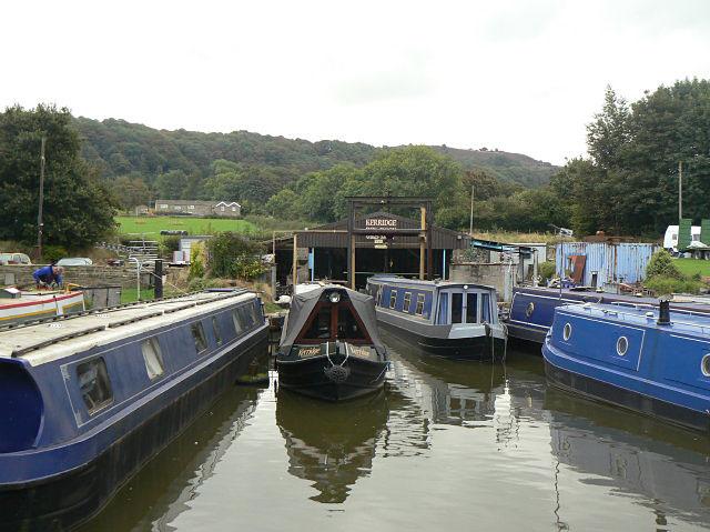 Kerridge boatyard