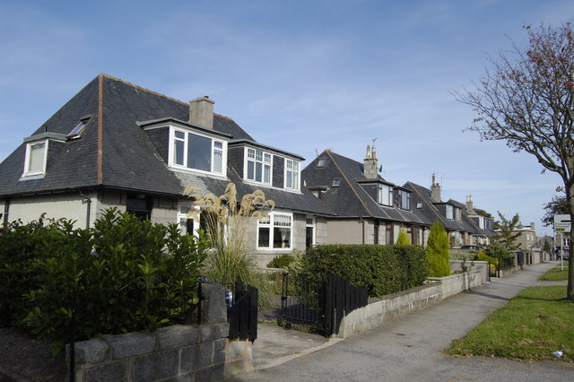 Suburban Houses, Balgownie Road, Aberdeen