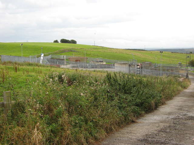 Tow Law Sewage Works