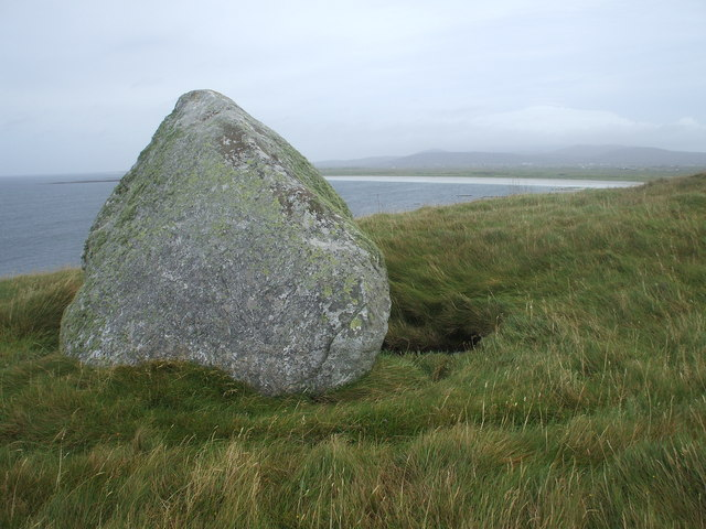 Boulder on Orasaigh