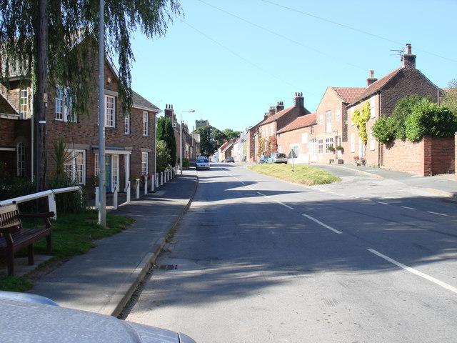 East street, Kilham