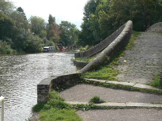 High Lane Arm bridge