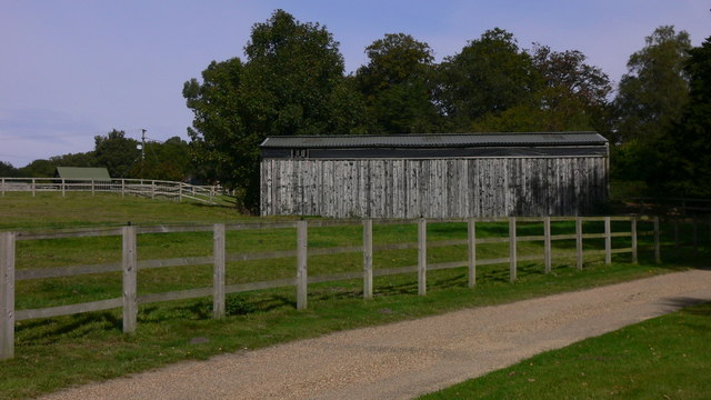 Outbuildings at Tentworth