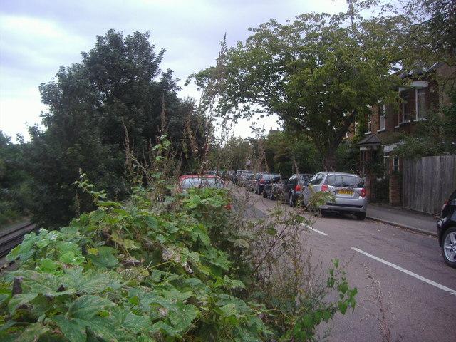 Eastbank Road, Hampton Hill