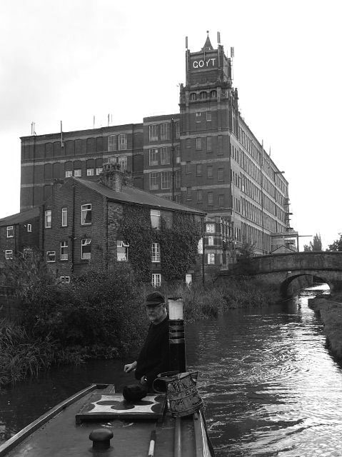 Goyt Mill, Marple